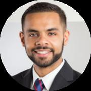 Transizion founder, Jason Patel