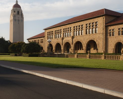 stanford acceptance rate