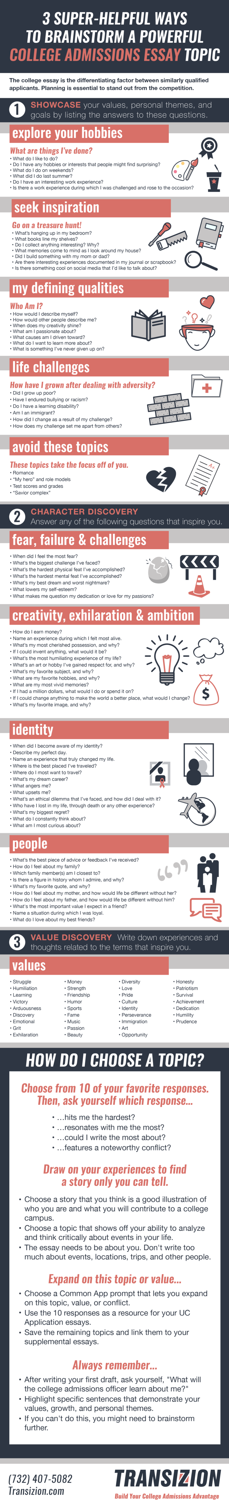 different ways to brainstorm for an essay Free tips on steps in writing the essay: brainstorming.