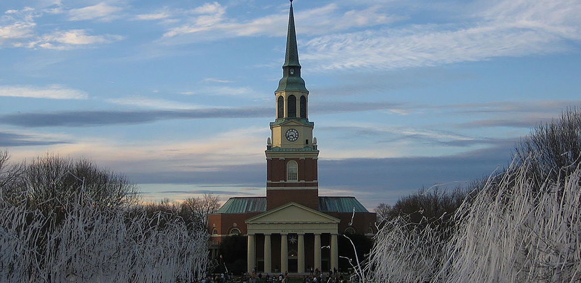 wake forest application