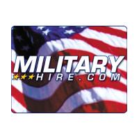militaryhire.com logo transizion career advice